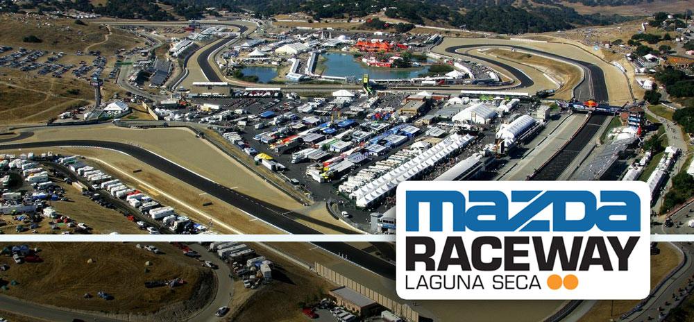 Mazda Raceway Laguna Seca >> Mazda Raceway Laguna Seca Garage Unlimited Of Monterey