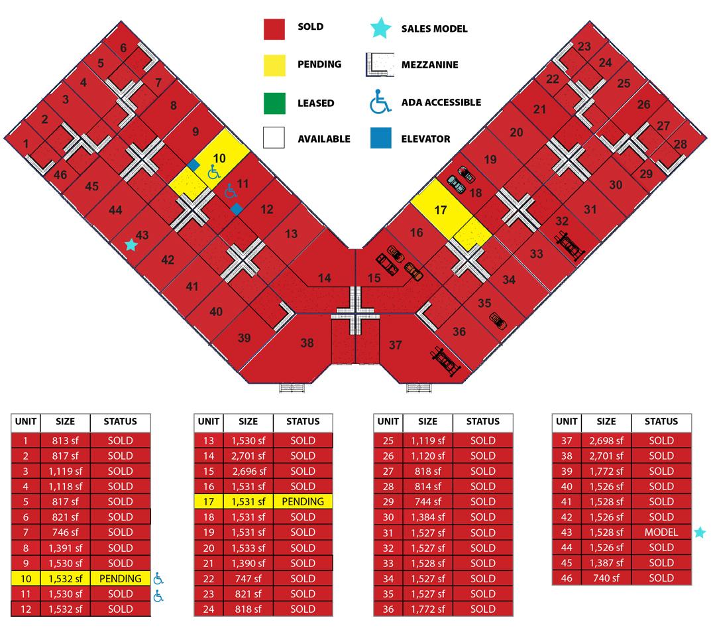 Garage Unlimited of Monterey Price List & Floor Plan