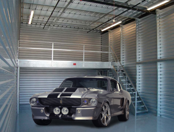 Garage and self storage in monterey ca garage unlimited for Self auto niortais garage automobiles niort