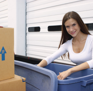 woman-in-garage